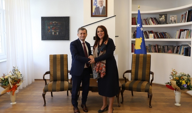 Ismet Beqiri officially assumes the office as Deputy Minister of MCYS