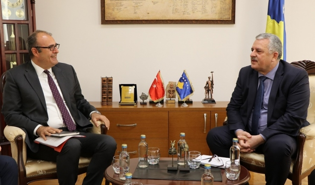 Turkey pledges to deepen cooperation with Kosovo