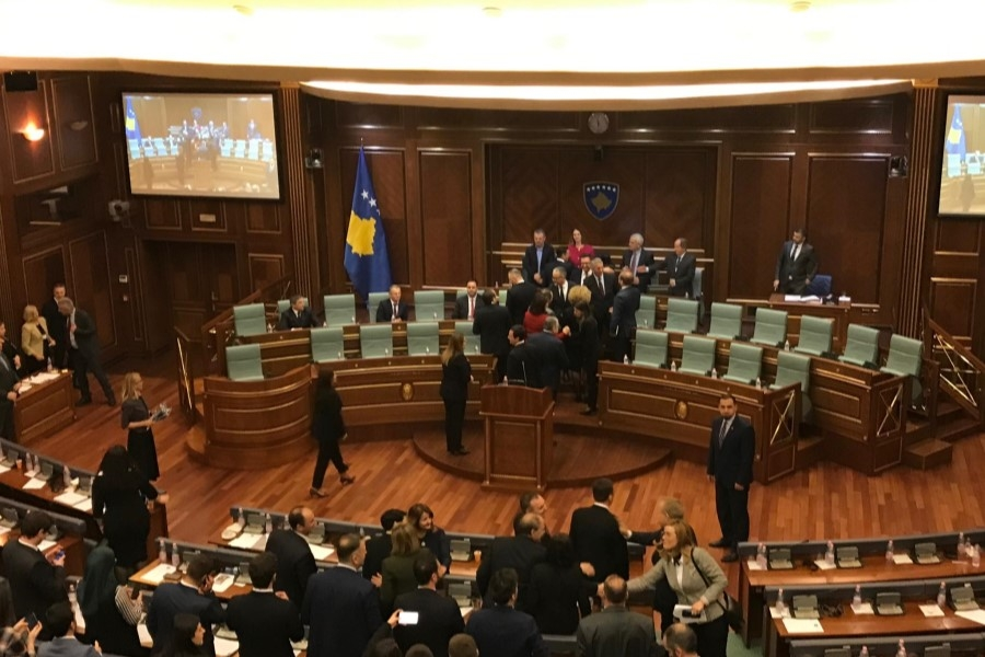 ​Kosovo forms new government with Albin Kurti as PM