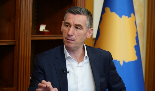 Veseli: Putting Kosovo at a dangerous national crossroad by Albin Kurti  is a bad sign