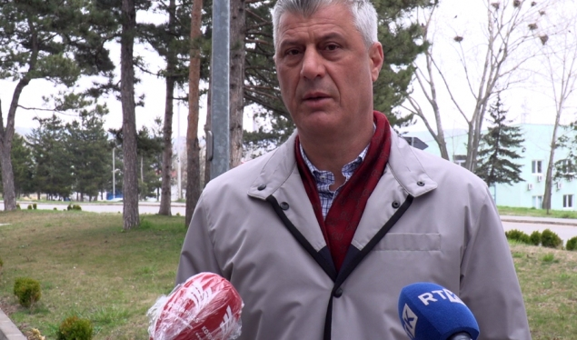 Thaçi will invite political party leaders for consultation