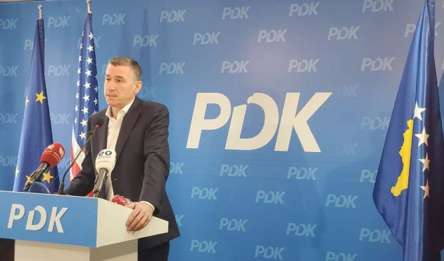 Veseli: The outgoing Government is endangering the North Kosovo sovereignty