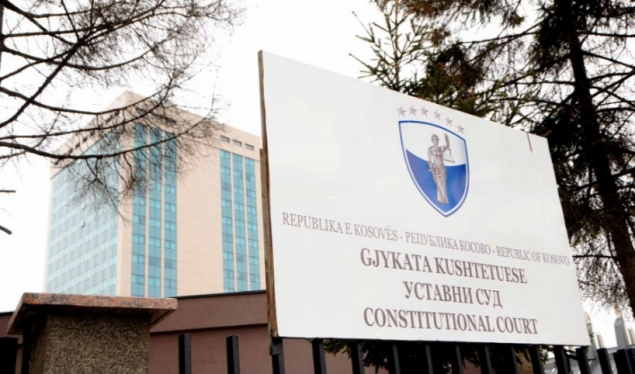 Official: Kosovo Constitutional Court approves Thaçi's decree