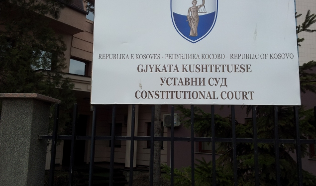 Constitutional Court publishes its judgment on Thaçi's decree, LDK Presidency convenes tomorrow