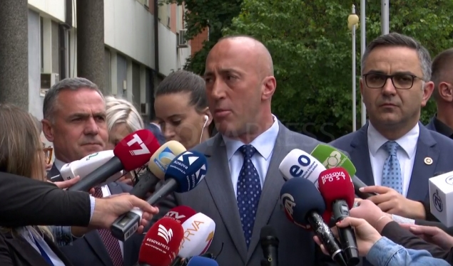 Haradinaj shows how together with Thaçi persuaded Shala to vote for Hoti