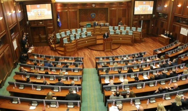 The continuation of the plenary session of the Assembly is postponed