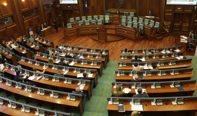 The lack of key figures of Vetëvendosje, leaves this parliamentary group deficient