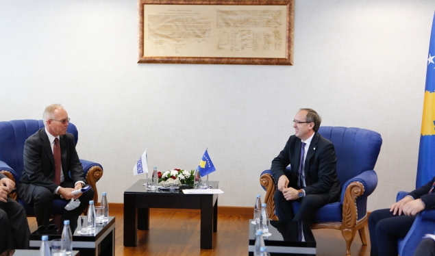 OSCE continues the cooperation with Kosovo