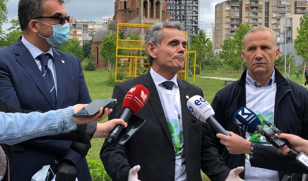 Pacolli: Nurseries and kindergartens in Prishtina are being disinfected and will be ready from tomorrow