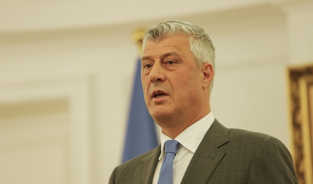 Thaçi to be interviewed in the Hague on Monday