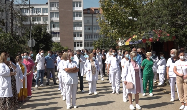 Health workers warn of escalating protests