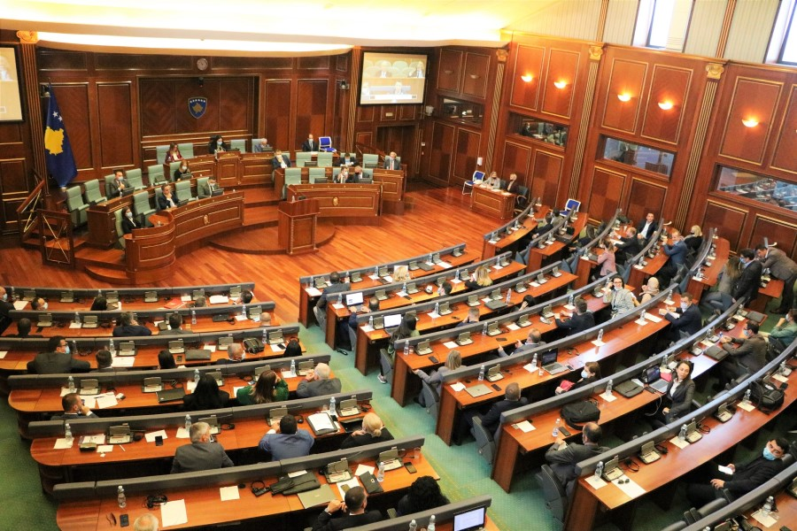 The Assembly holds two sessions on Friday