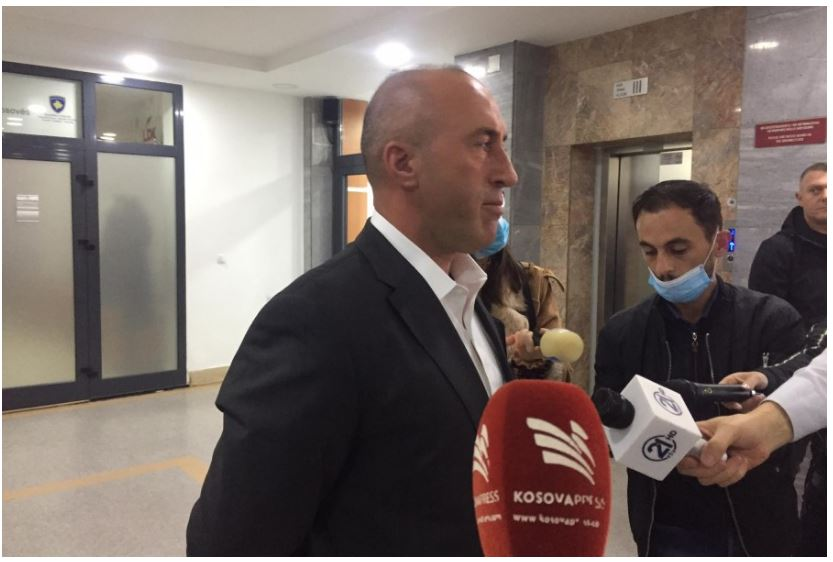 Haradinaj after the meeting with Mustafa: I have no answer to the issue of the president