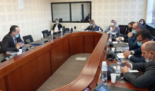 Selami Krasniqi has been interviewed by the Committee on pandemic management with COVID-19