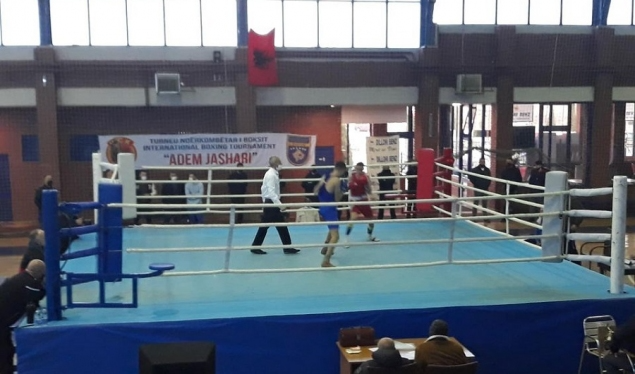 """A country that has not recognized Kosovo is participating in the boxing tournament """"Adem Jashari"""""""