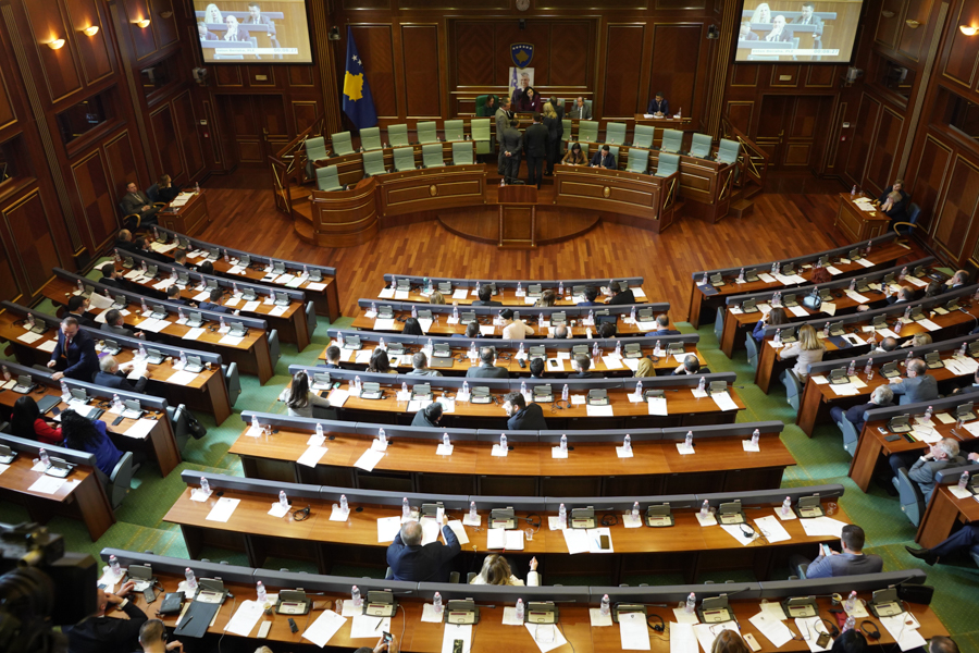 The Assembly has ratified two international agreements