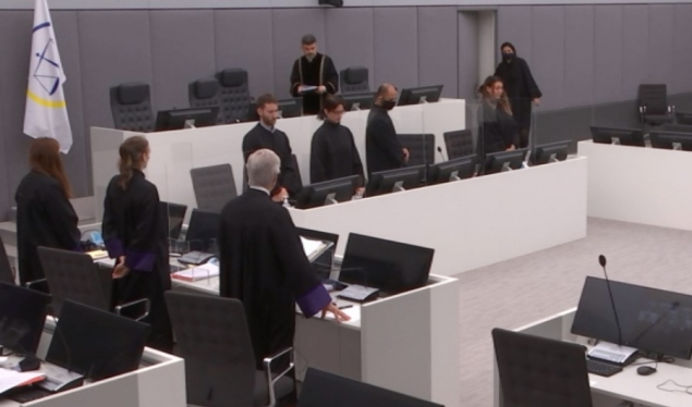 Thaçi and others at a hearing in mid-December, the defense will seek parole