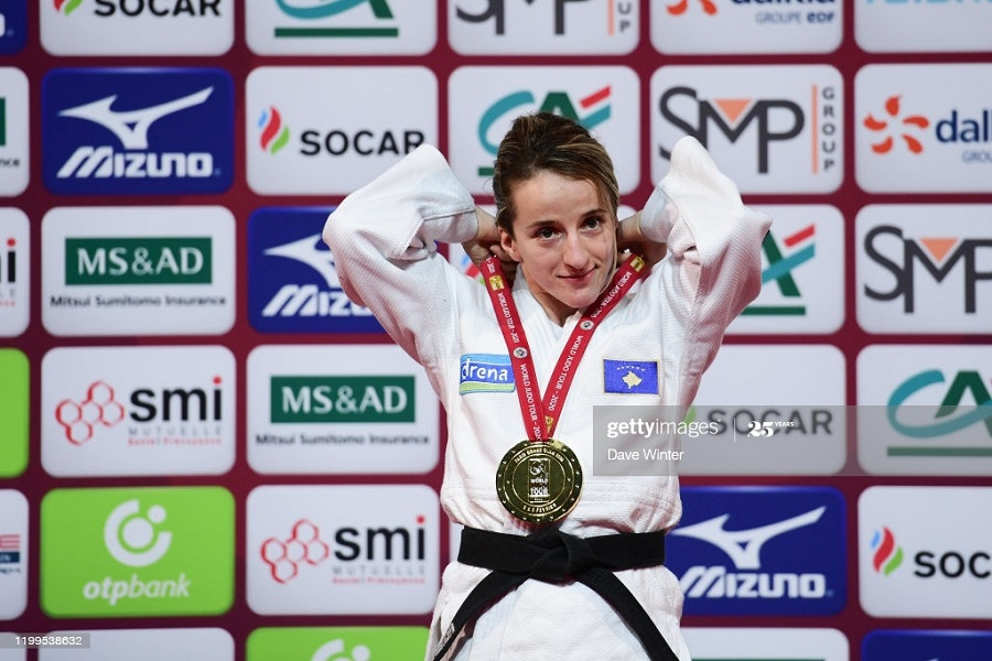 Kuka: Distria and Loriana are the only athletes who honored Kosovo with medals this year