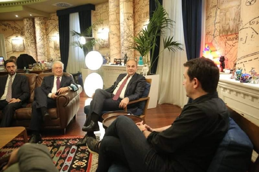Hoxhaj in Tirana: Thaçi and Veseli changed the course of history in the creation of the state of Kosovo