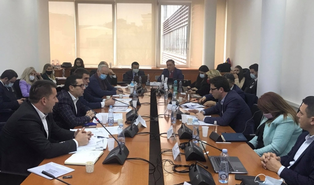 The Committee on Budget and Transfers did not approve the draft budget for 2021 again