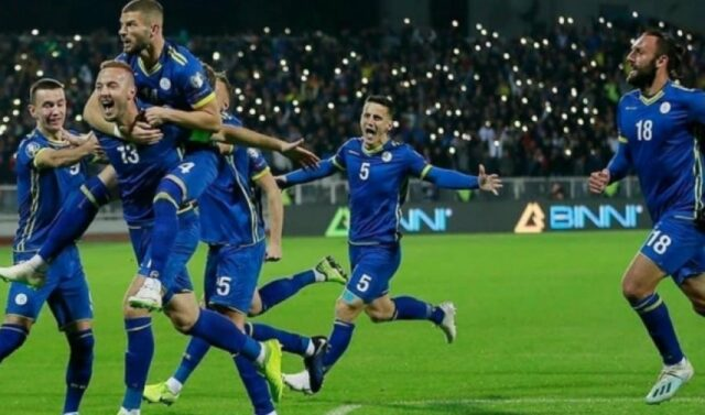 """The draw for the World Championship """"Qatar 2022"""", can we have the match Kosovo – Serbia?"""
