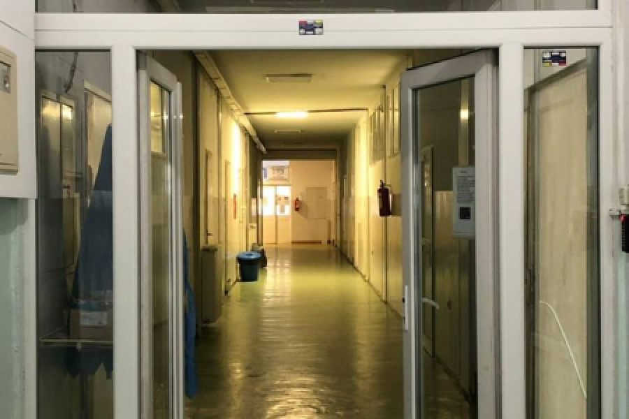 56 patients with COVID-19 are being treated in Peja Hospital, 12 in more serious condition