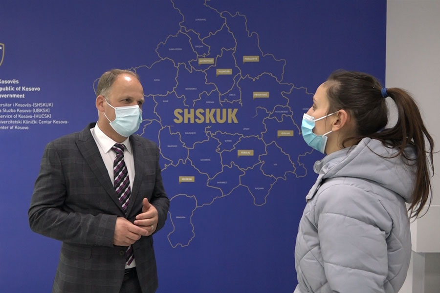 Krasniqi: Only general vaccination will have an impact on pandemic management