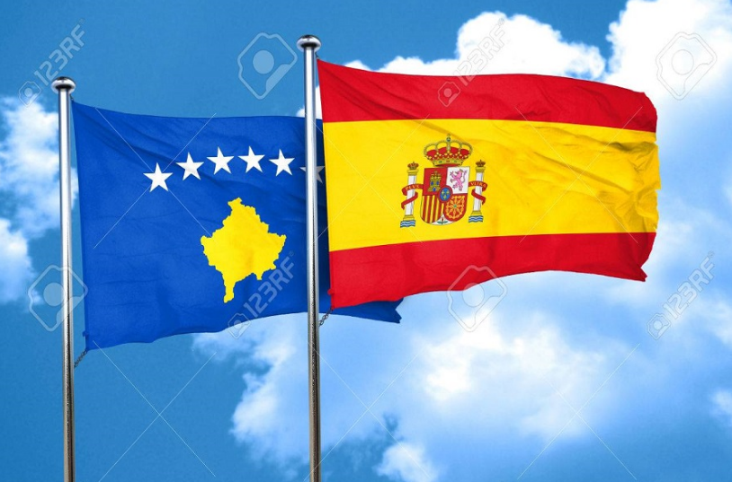 The Spanish Foreign Minister talks about the match with Kosovo