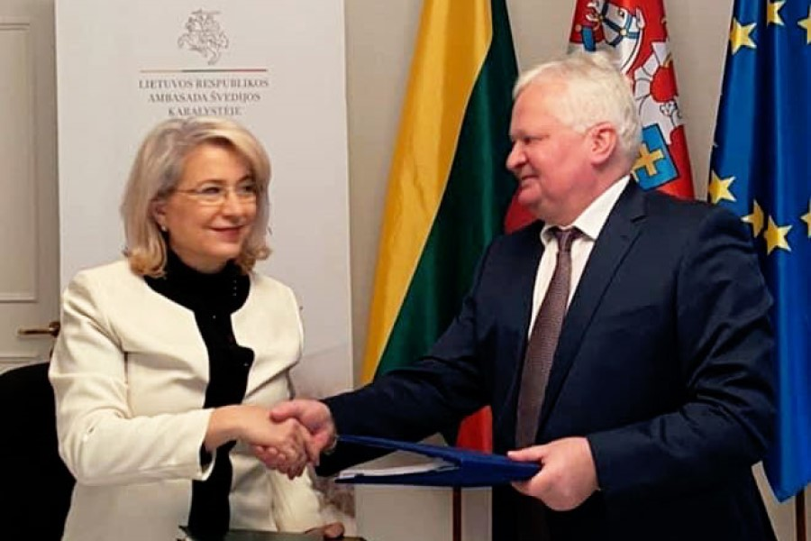 Kosovo and Lithuania sign the Agreement on the Elimination of Double Taxation