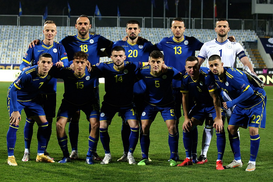 The next friendly match for Kosovo has been confirmed