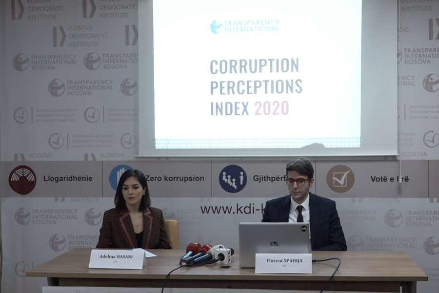 Kosovo has stalled in the fight against corruption