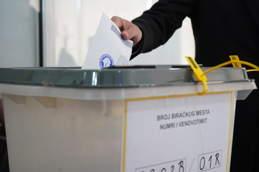French Embassy in Kosovo: To ensure credible elections