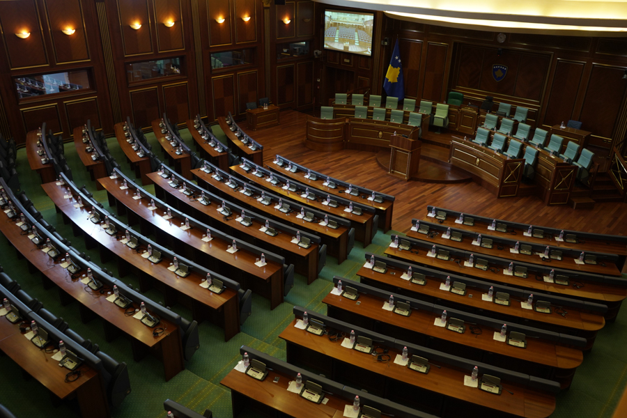 The eighth legislature of the Assembly is expected to be constituted in early March