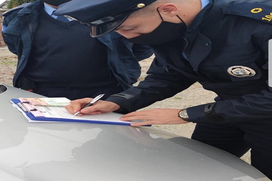 778 fines have been imposed for non-compliance with anti-COVID-19 measures