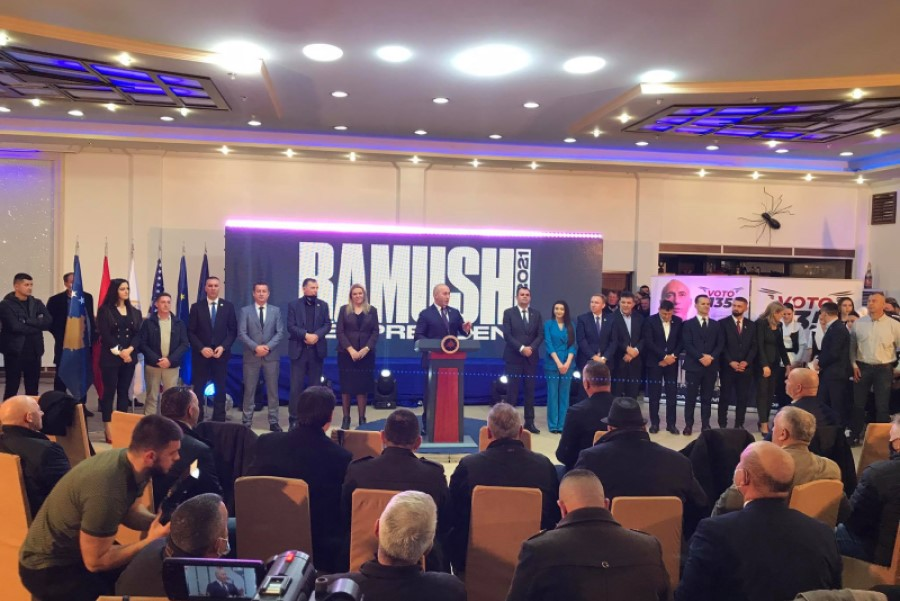 Haradinaj from Deçan: As president, I will strongly connect Kosovo with the US and its allies for NATO membership