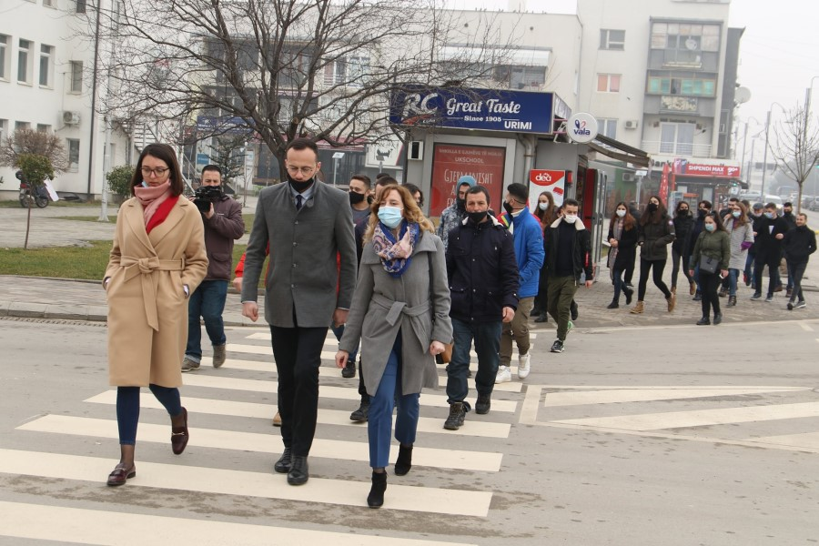 VV launches the election campaign in Gjilan as well: The first place is undisputed; the race is for the second place