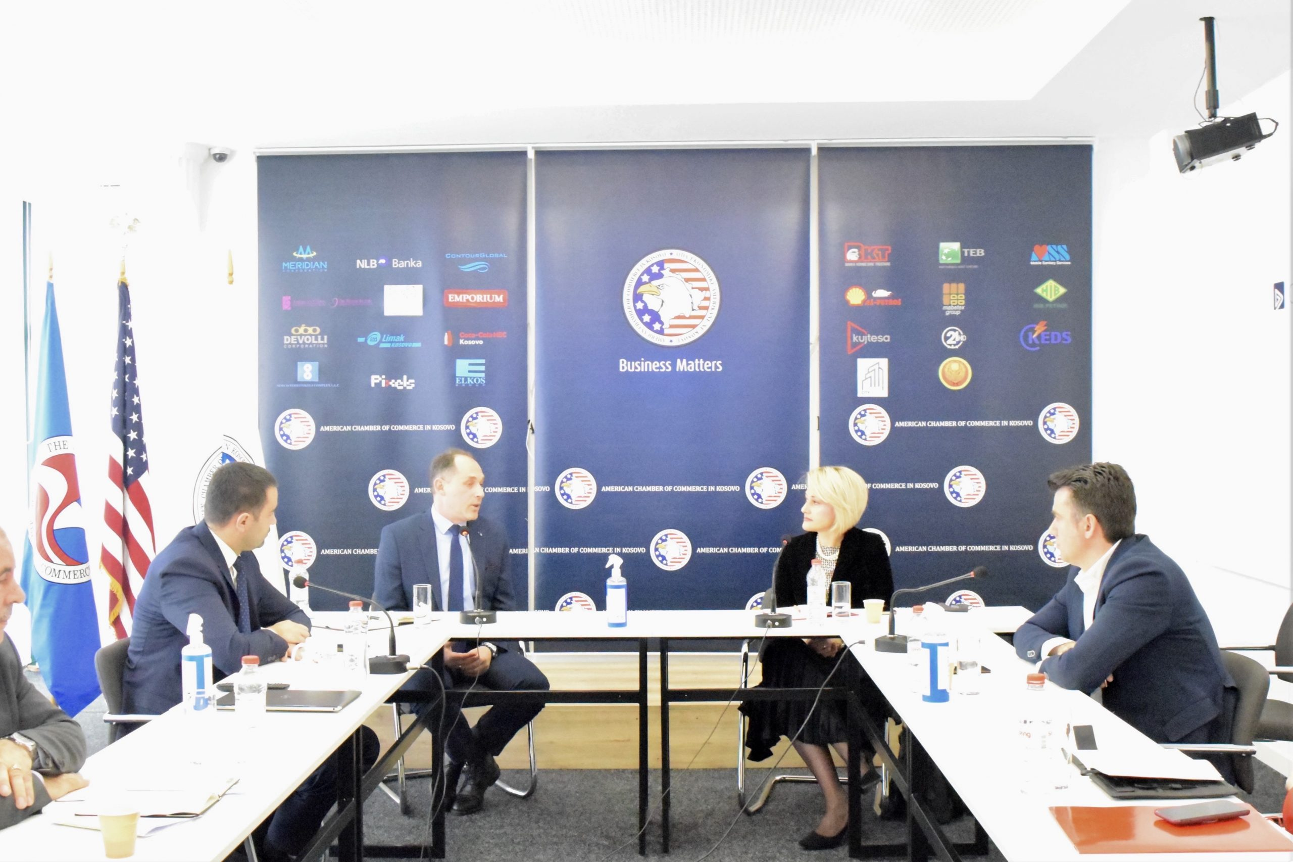 ACC: The private sector demands the postponement of energy market liberalization