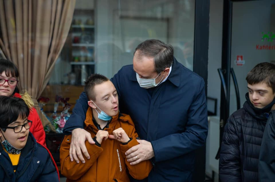 Hoti: The government is committed to equal treatment of children with Down Syndrome