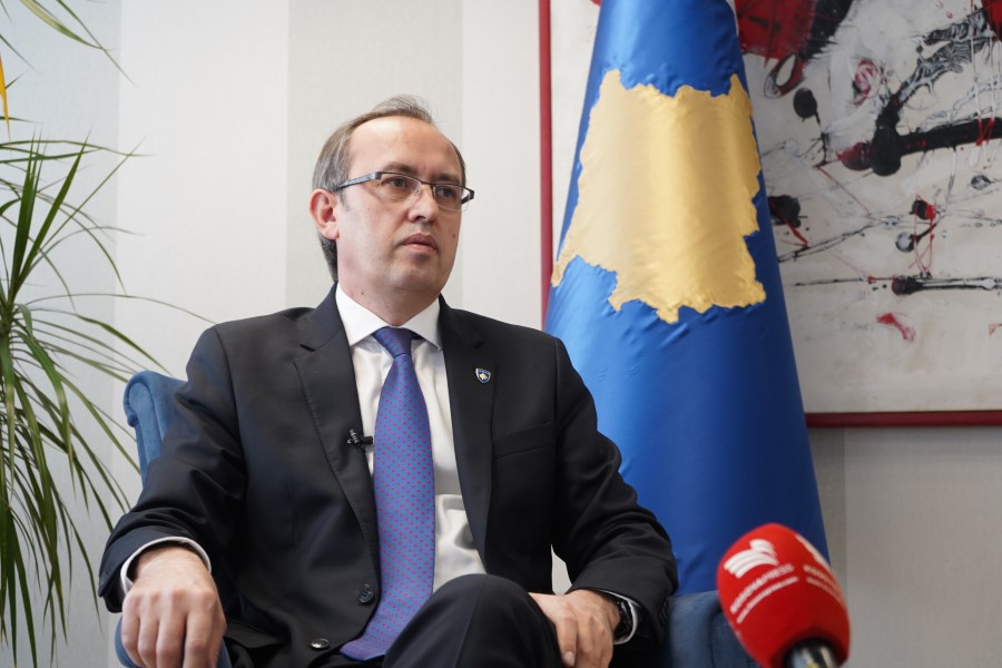 Hoti after Blinken's letter to Vucic: 30 years ago, Rugova told us to maintain the special friendship with US