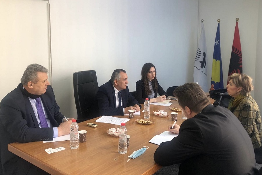 Krasniqi: Kosovo producers are facing some challenges when exporting to Macedonia