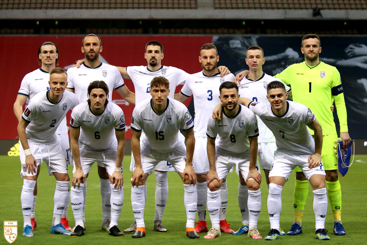 "These are the next three matches of Kosovo for the qualifications for ""Qatar 2022"""