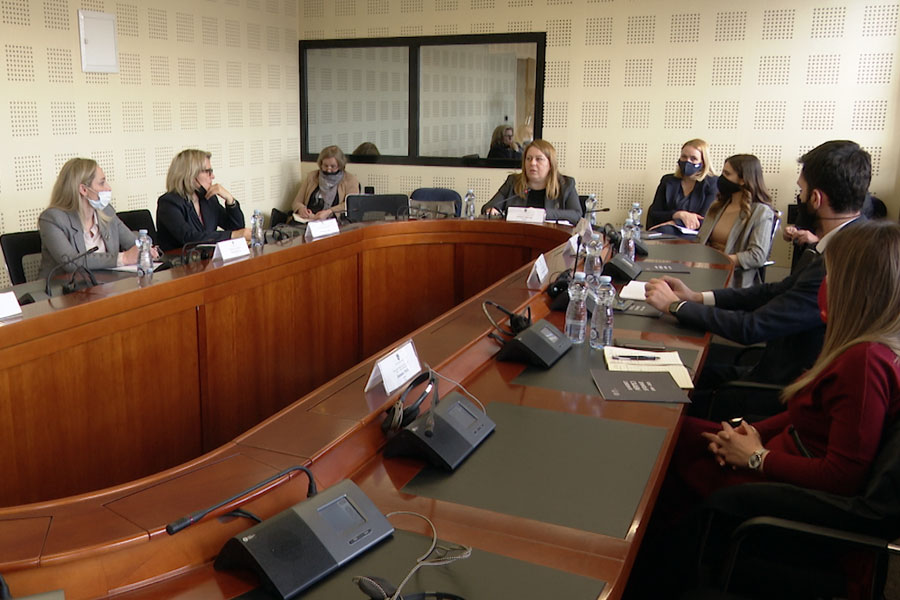 The Committee for Financial Supervision is constituted, it is required that the municipalities also report to it
