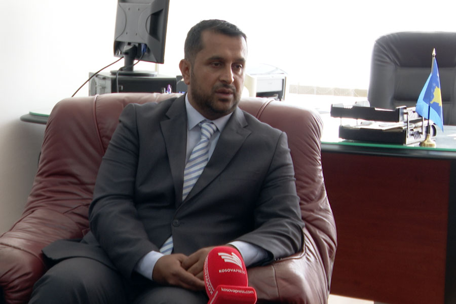 Salijevic: There are signs of progress and hope for a better life for Roma in Kosovo