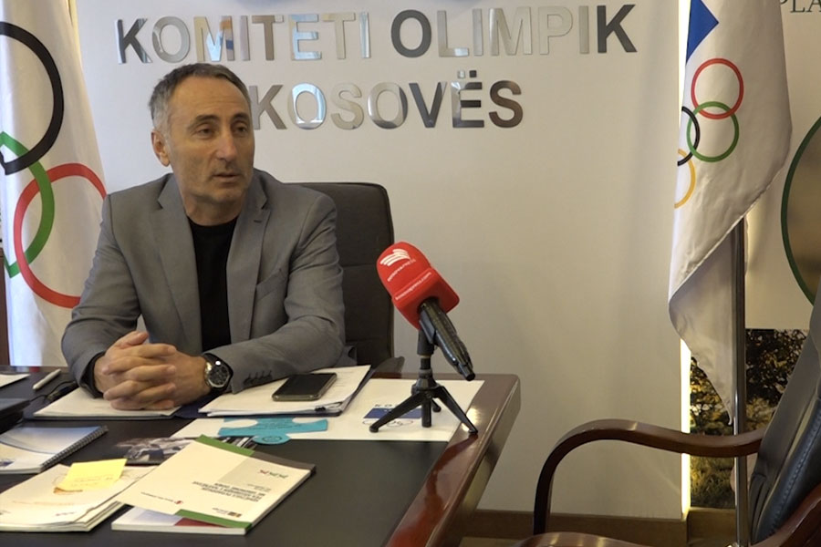 Vaccination of athletes who will participate in the Olympic Games is required