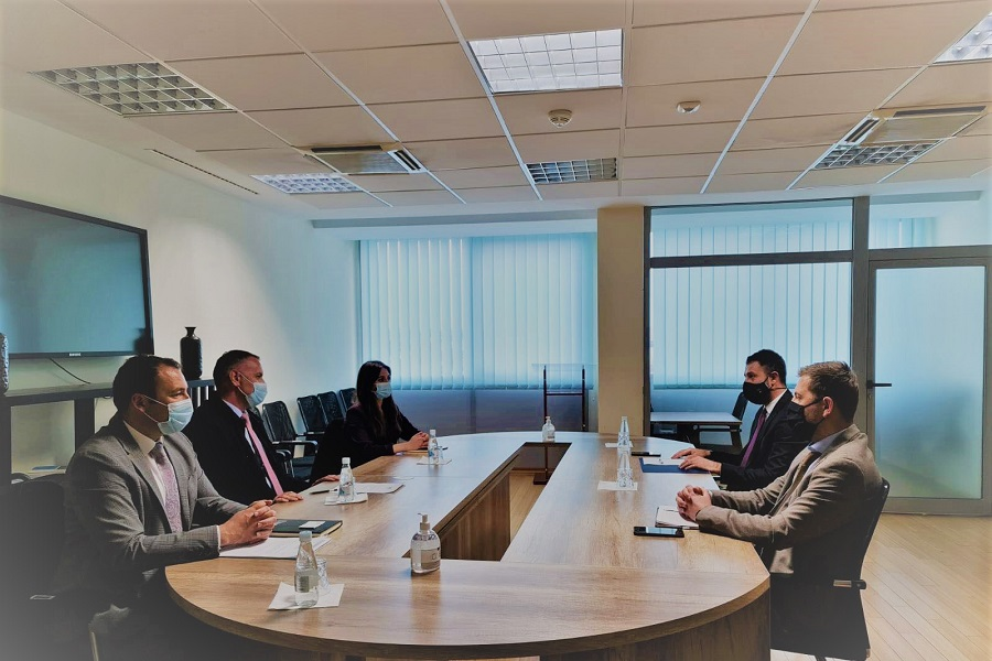 CDBK and MLGA discuss the potentials of cooperation