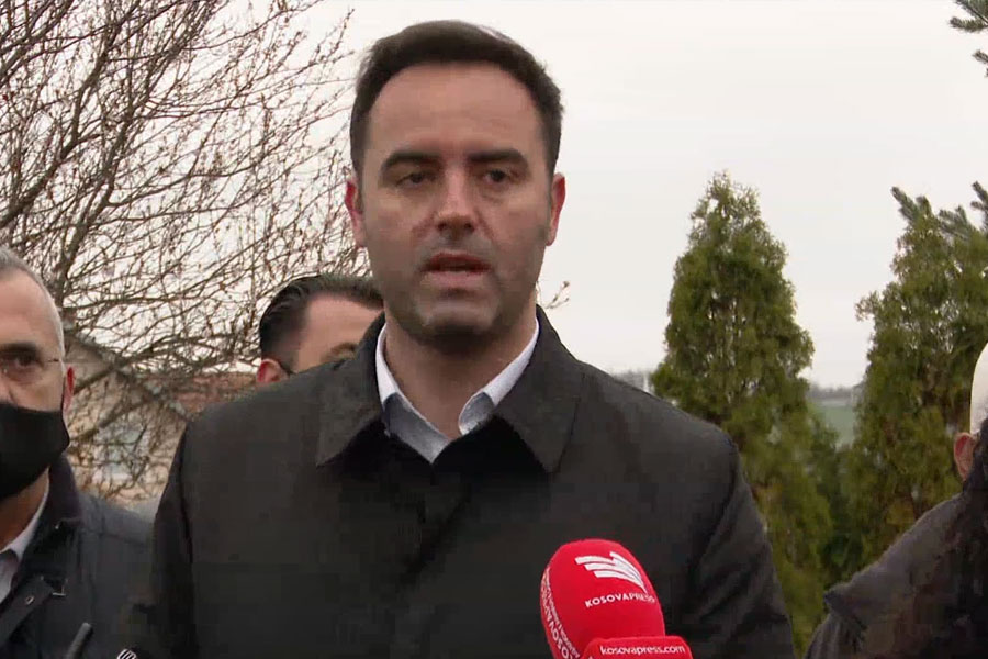 Konjufca tells when Serbia will be indicted for genocide in Kosovo