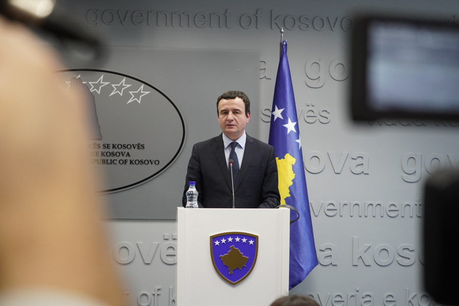 Belgian Prime sends a letter to Kurti, calls for the end of the Kosovo-Serbia dialogue with a historic agreement