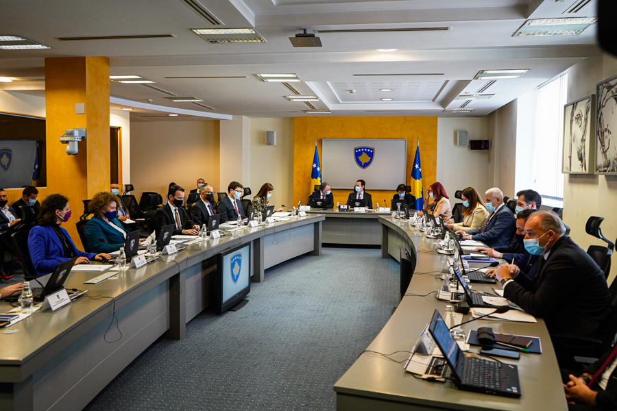 The Government of Kosovo prohibits the entry of passengers from India, Brazil and South Africa