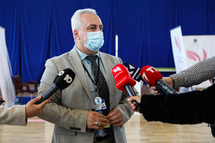 The vaccination of people over the age of 65 begins, Bardhi: There will be no vaccinations tomorrow