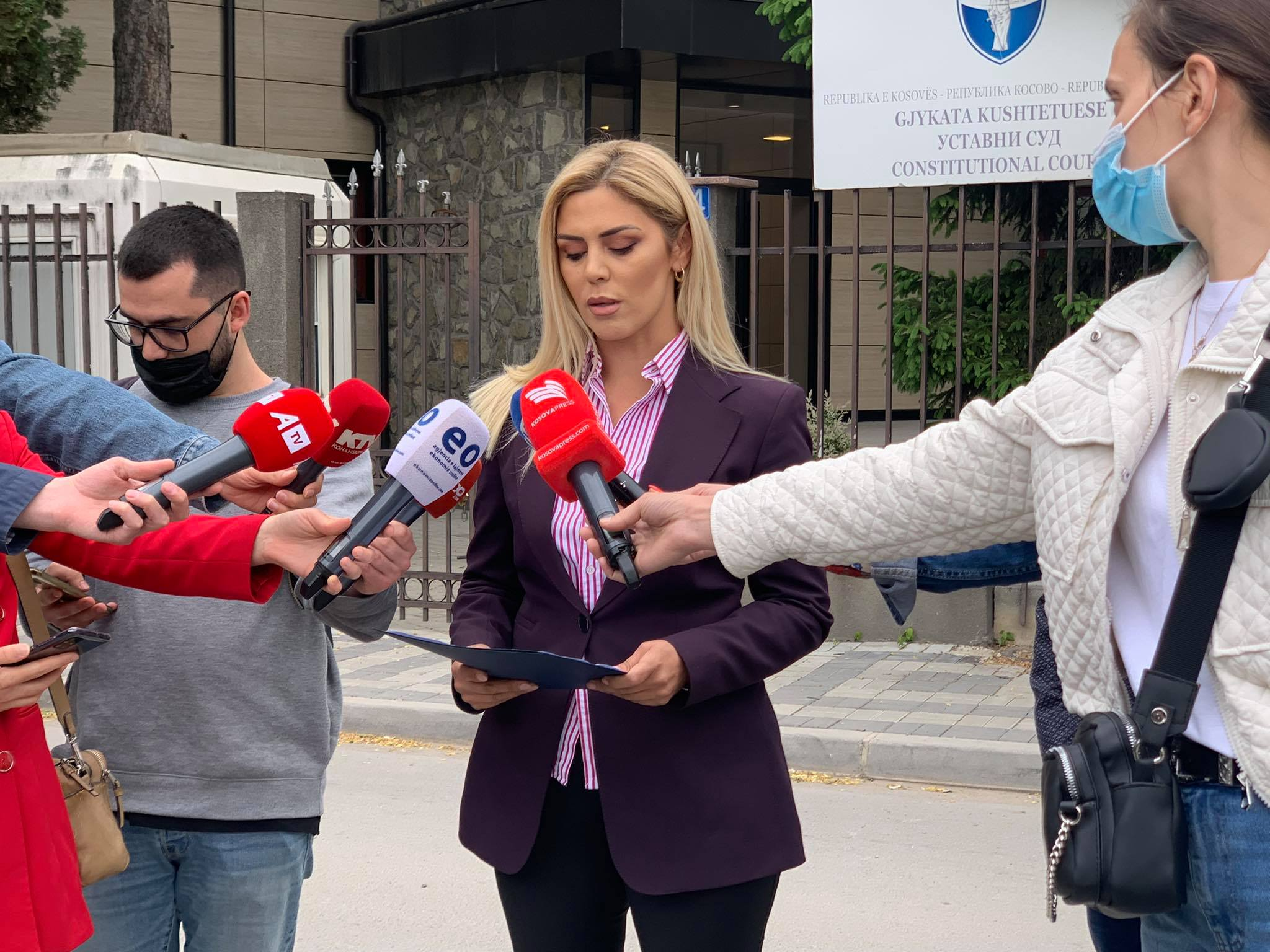 PDK submitted to the Constitutional Court the decision for 11 million euros allocated for the payment of electricity in the North